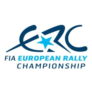 European Rally Championship. (Photo: Twitter/@FIAERC)
