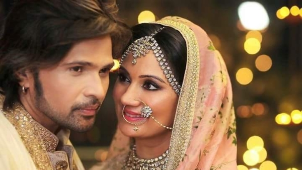 Music composer Himesh Reshammiya got married to longtime girlfriend, Sonia Kapoor in a secret ceremony.