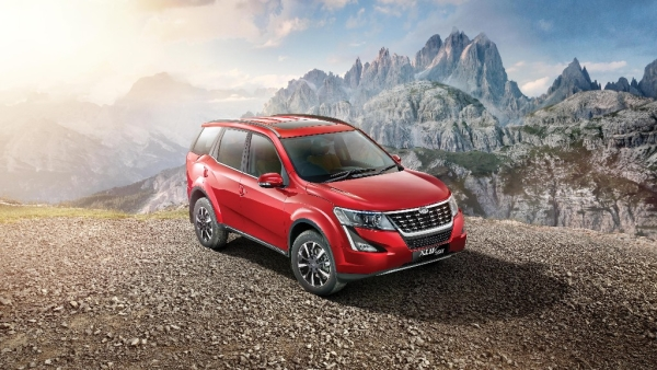Get ready for extravagant off-road adventures with the new Mahindra XUV500.
