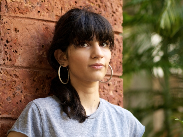 Author Richa Kaul Padte.