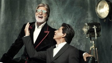 Amitabh Bachchan and SRK may share the screen together after almost a decade.