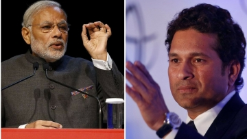 In April this year, it was reported that Sachin Tendulkar donated his entire salary to the PMNRF.