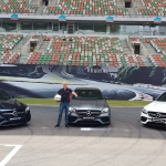Driving the Rs 1.5 Crore Mercedes AMG E63 S On the Buddh Circuit