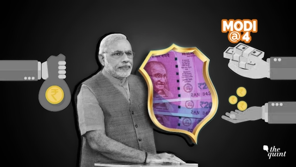 The Economy Under BJP: Gains, Self-Inflicted Pains, and Luck