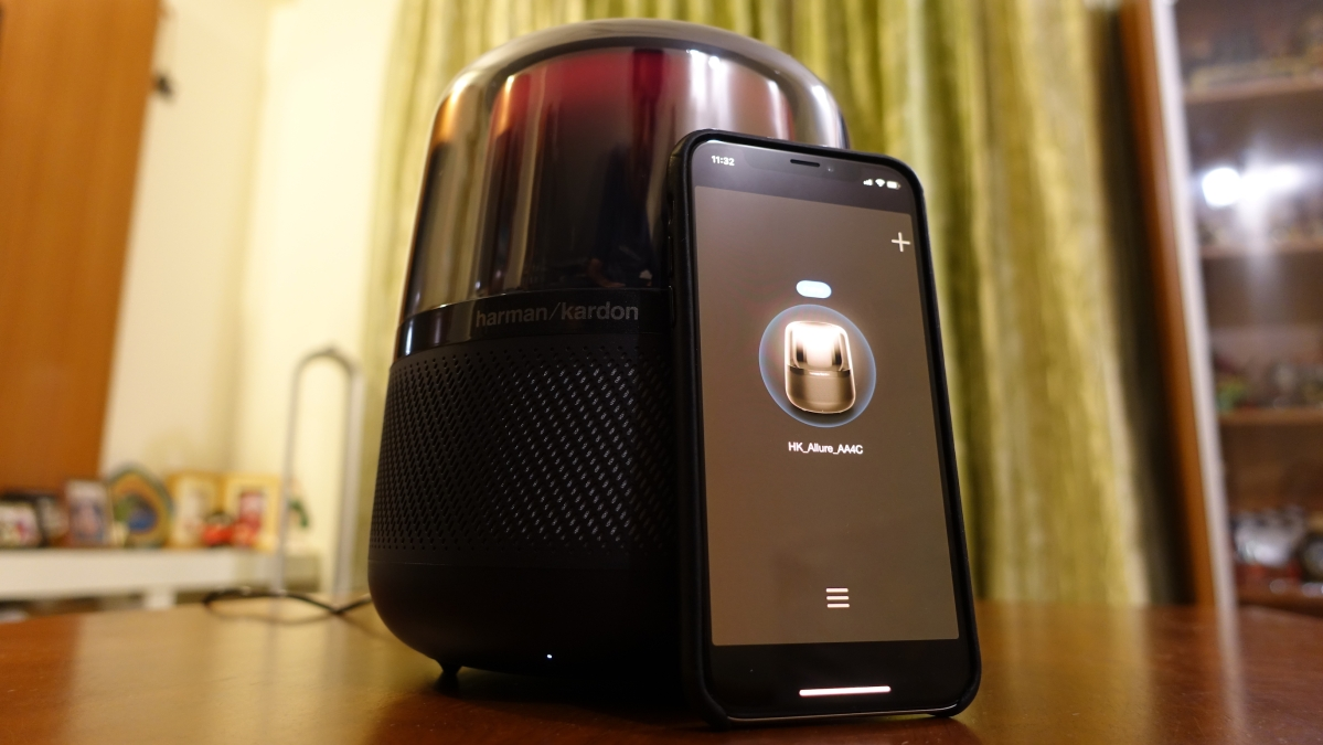 Harman Kardon Allure Speaker Review: Alexa with a Touch of