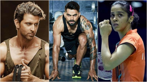 Watch: Rathore's Fitness Challenge is A Hit Among Celebrities