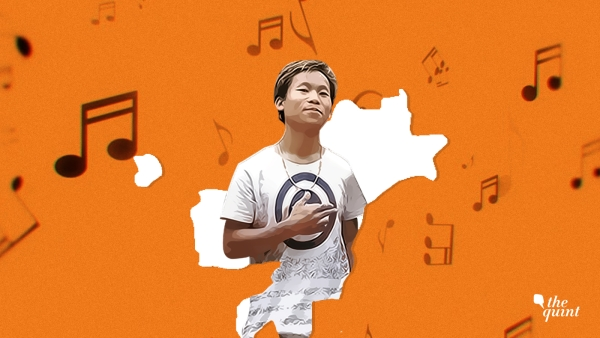K4 Kekho is a rapper from Arunachal Pradesh.