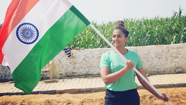 Geeta Phogat said she is nursing an injury and therefore could not reach the camp in time.