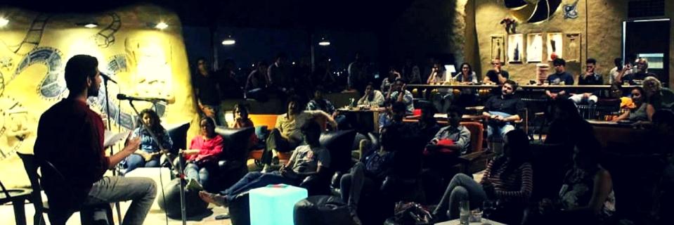 Poetry Cafes in Pune: Of Slam Poetry and Spoken Word