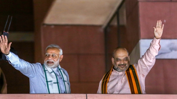 Prime Minister Narendra Modi and BJP president Amit Shah will address about 10 lakh BJP workers in Bhopal to commence the campaign in Madhya Pradesh.