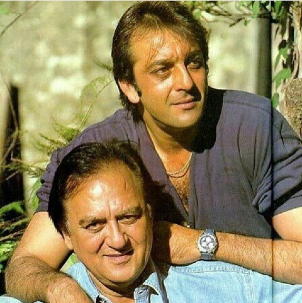 Sunil and Sanjay became close in later years.