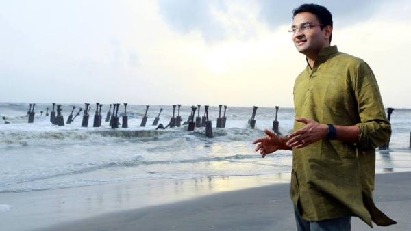 IAS officer and former District Collector, Prasanth Nair is known for his work in Kozhikode.