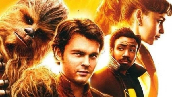 Alden Ehrenreich, playing the younger version of Solo has difficult shoes to fill, but the actor does it with a startling suppleness.