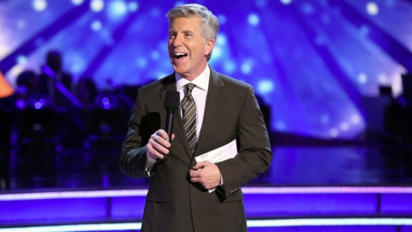Tom Bergeron hosted America's Funniest Home Videos for 15 years.
