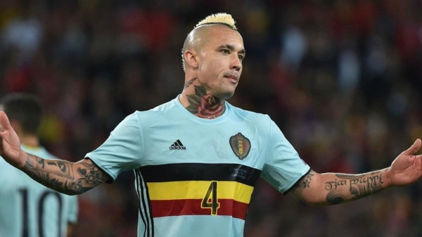 File picture of Radja Nainggolan