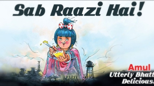 Alia Bhat and 'Raazi' get Amul's signature stamp of approval.