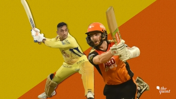Qualifier 1 between Chennai Super Kings and Sunrisers Hyderabad will be played on Tuesday.