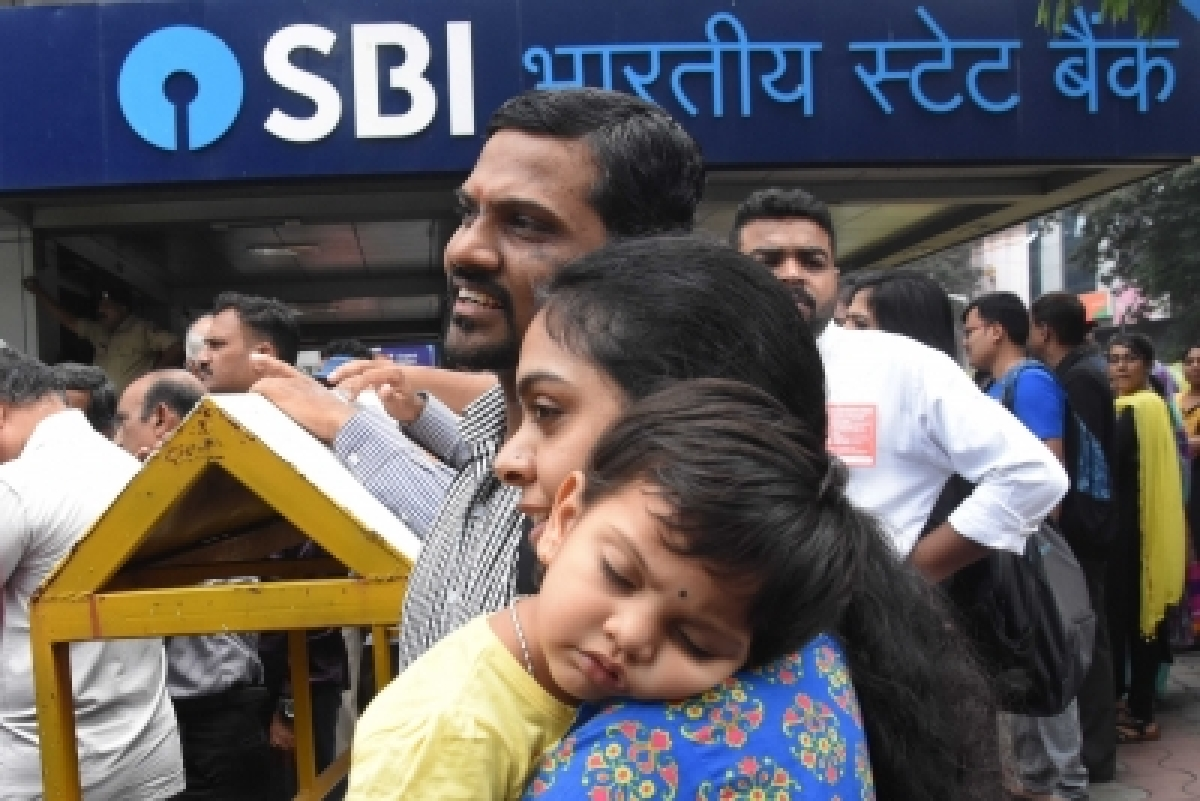 8000 Bank Employees on strike in Karnataka