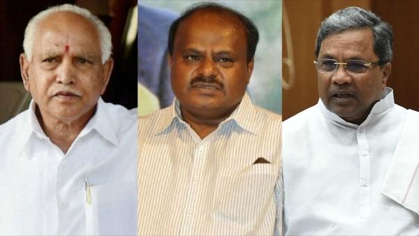 BJP's Yeddyurappa swears in as Karnataka Chief Minister, prompting Congress-JD(S) to call them 'anti-democracy'.
