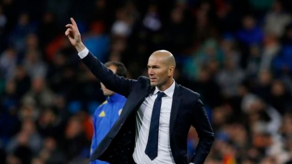 Zidane has been monumental in Real Madrid's Champions League success.