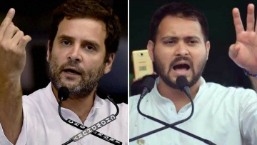 The Congress and the RJD plan to stake claim in Goa, Manipur and Bihar respectively.