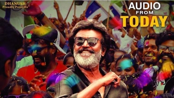 The audio of Pa Ranjith's much-awaited Kaala was released at 9.00 am on 9 May, 2018.
