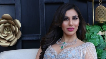 Sophie Choudry is taking on trolls in style.