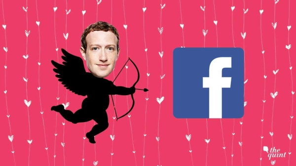 Mark Zuckerberg to play cupid on Facebook with new dating feature.
