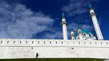 Kazan reflects Russian diversity like no other city in the country