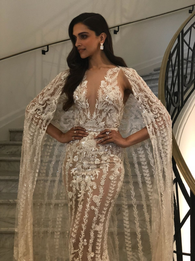 Cannes 2018: Deepika Padukone Paints the Town Pink at Film ...