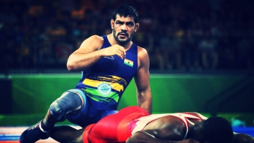 Sushil Kumar is the only Indian wrestler to win two Olympics medals.
