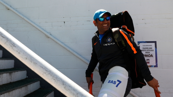 It is widely anticipated that Dhoni would retire from international cricket after the World Cup.