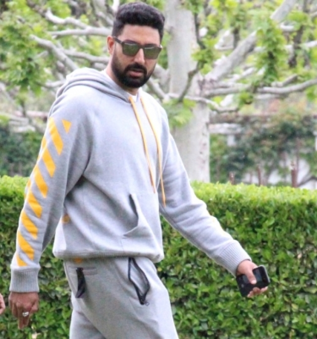 Abhishek Bachchan. (Photo: IANS)