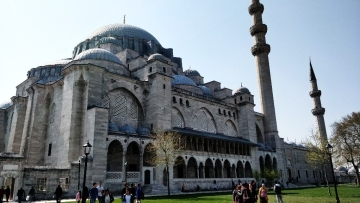 The Suleymaniye mosque in Istanbul. Image used for representational purpose only.