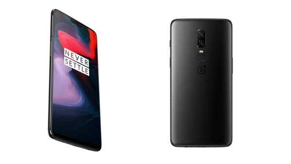Could this be the OnePlus 6 phone?