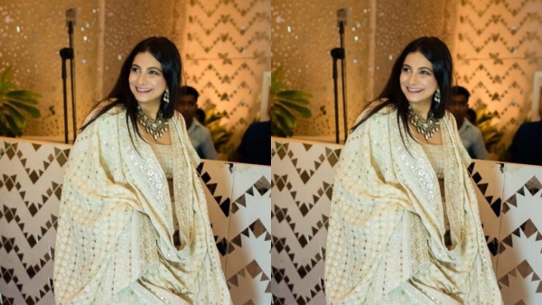 Rhea Kapoor rocked it. So did Sonam's husband