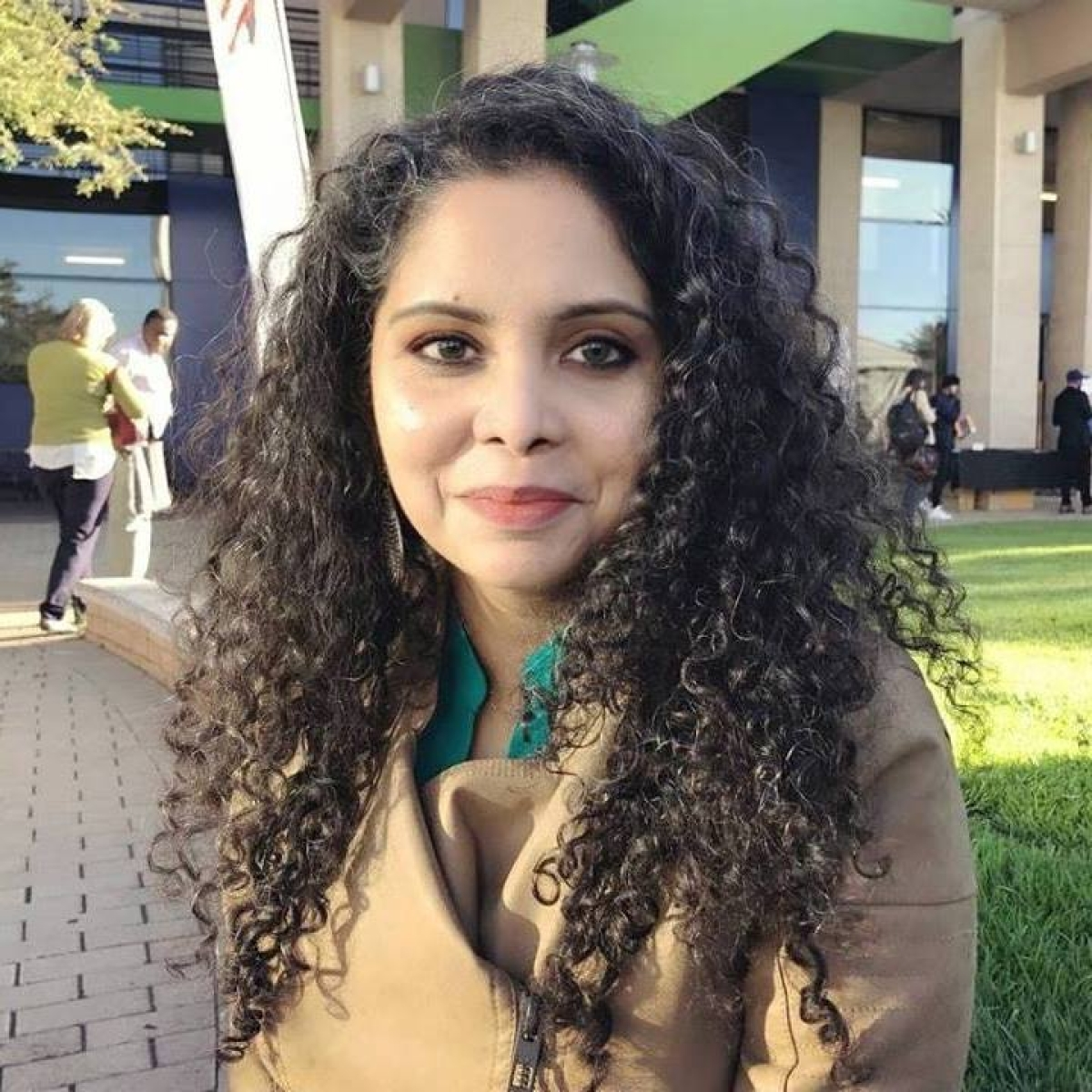 Rana Ayyub is an investigative journalist and author.