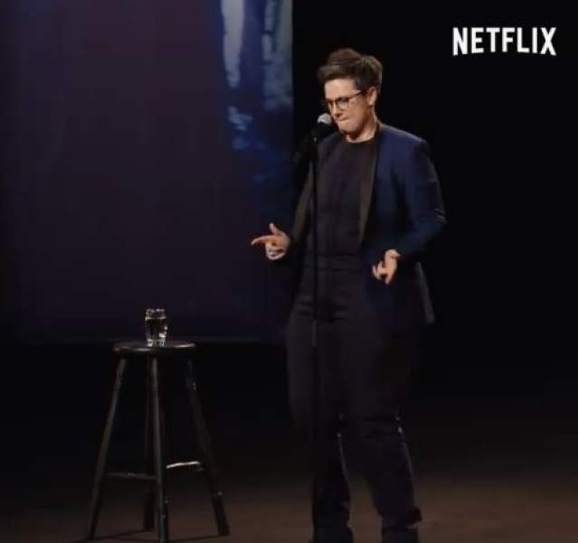 Hannah Gadsby on 'Nanette'.