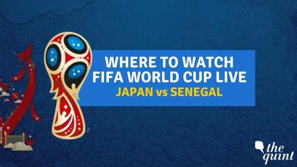 Japan vs Senegal FIFA World Cup 2018: Watch Online & on TV