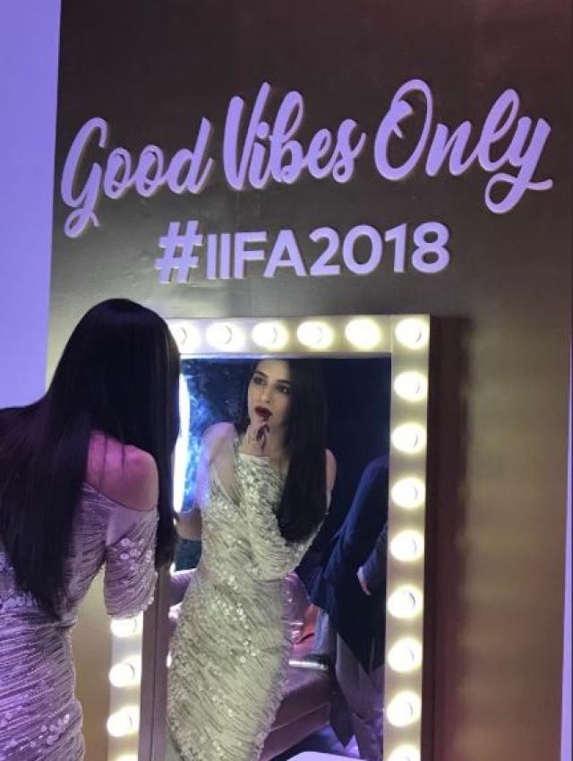Kriti Sanon getting all set for IIFA 2018