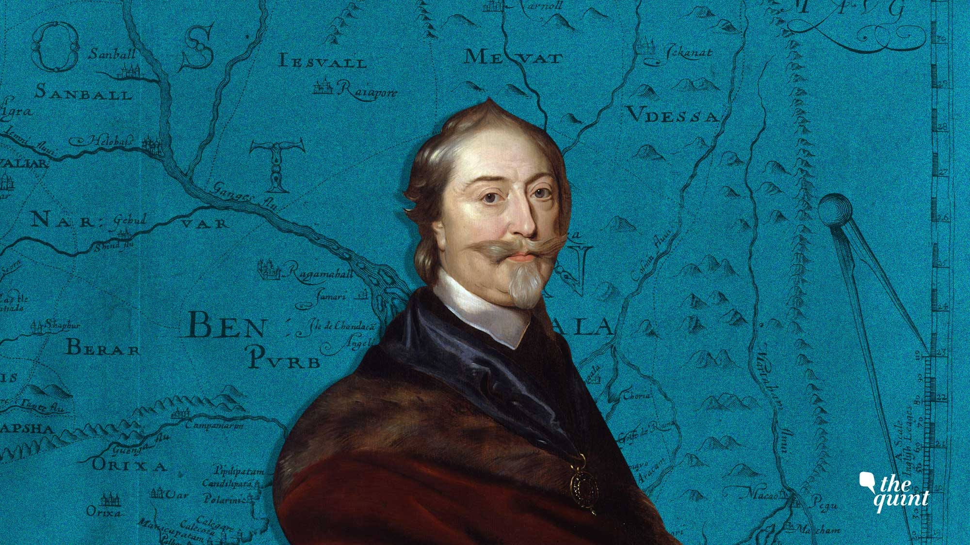 British Rule in India: Courtesy Thomas Roe, the 'Wheeler-Dealer'