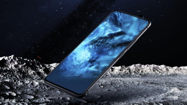 The Vivo Nex has a 91.24 percent screen to body ratio and comes with a pop-up front camera.