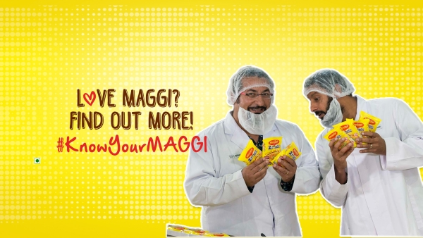 Do You Know How MAGGI Noodles are Made? We Know How!