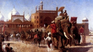 Siege of Delhi, March, 1803