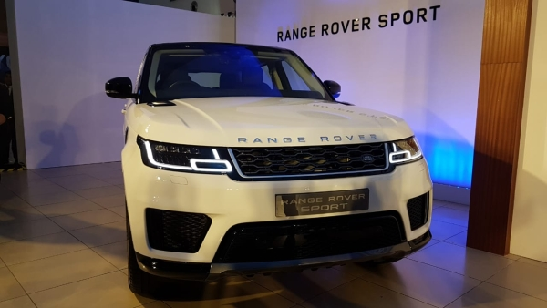 2018 Range Rover and Range Rover Sport Launched in India