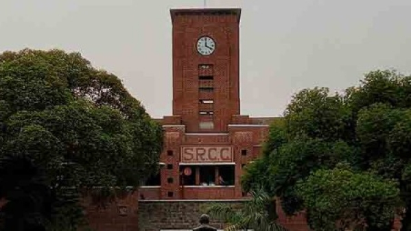 Shri Ram College of Commerce has released its first cut-off list. Cut-off for BCom Honours course is 97.75 percent.