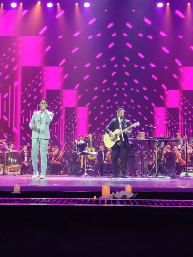 A musical night with Pritam at IIFA Rocks.