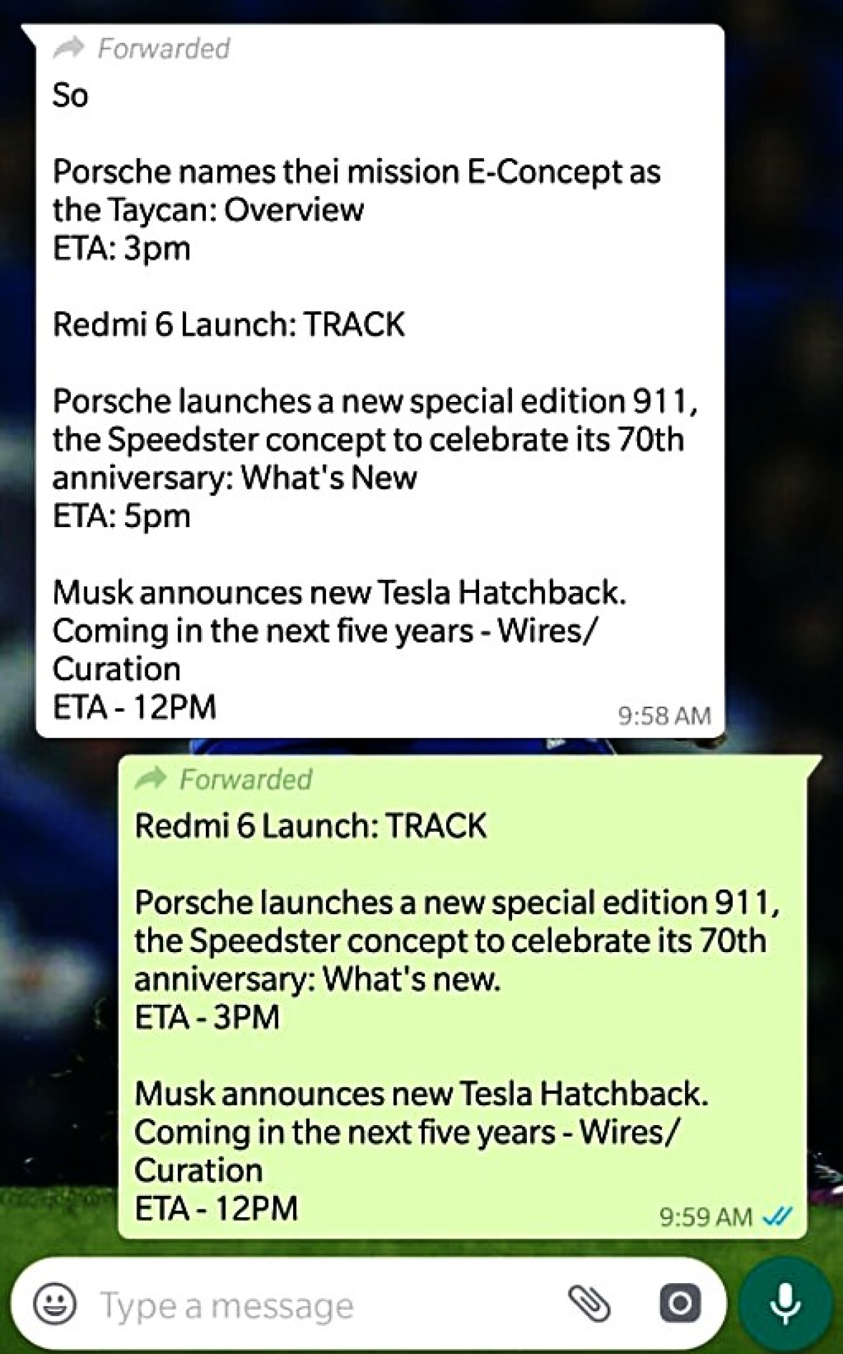 WhatsApp Now Lets You Know Which Messages Have Been Forwarded - The ...