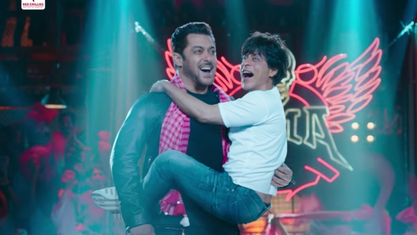 Salman Khan and Shah Rukh Khan in the Eid special teaser of 'Zero'
