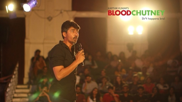 Stand-up comedian Karthik Kumar's show on Amazon Prime has been receiving mixed reactions – laughs and controversies.
